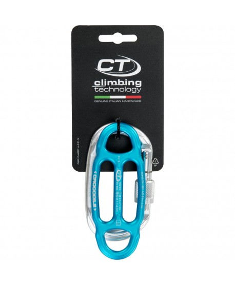 Climbing Technology - Crocodile Kit, discensore