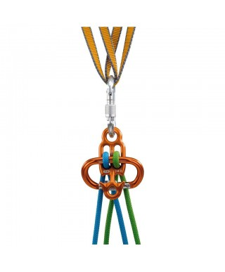 Climbing Technology Groove - belay / rappel device
