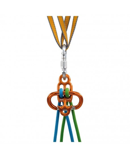 Climbing Technology Groove - belay / rappel device -