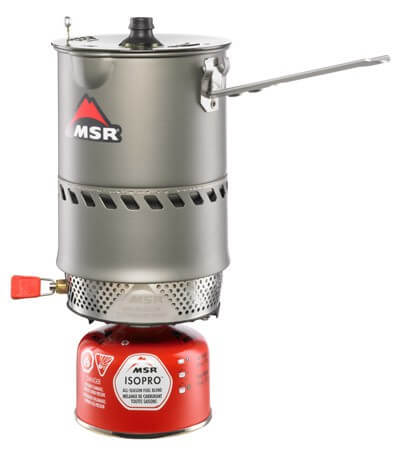 MSR - REACTOR STOVE SYSTEMS