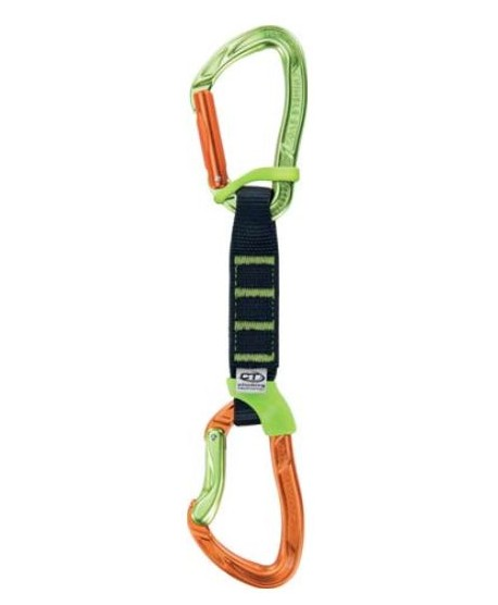 Climbing Technology - Nimble Fixbar Set Nylon Pro set 5 rinvii -
