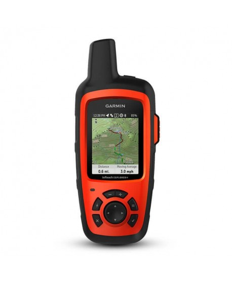 GARMIN - inReach Explorer +, communication par satellite -