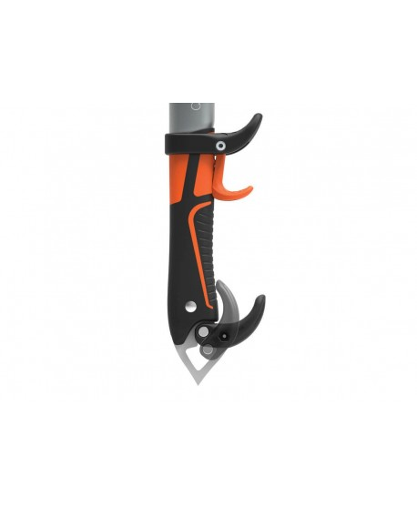 PETZL - Quark ice axe for technical mountaineering and ice climbing -