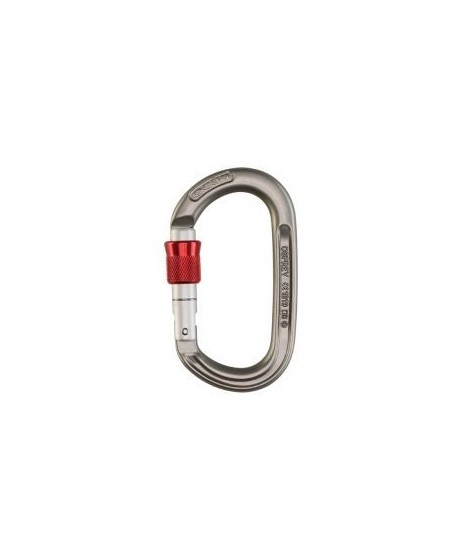 OCUN - Osprey, Carabiner of classic oval shape -