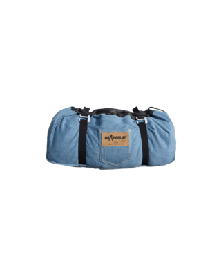 MANTLE - Rope Bag Porta Corda Jeans