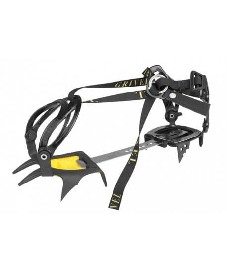 Grivel - G1, classic mountaineering crampon