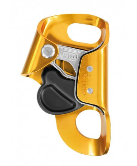 Petzl - Croll, Chest rope clamp