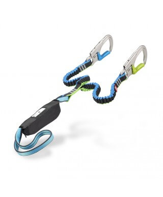 OCUN - Via Ferrata Webee set, kit ferrata e imbrago