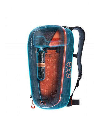 Ortovox - Kit Ascent 30 Avabag, AIRBAGS AVALANCHE