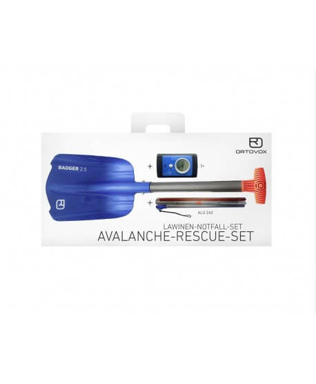 Ortovox - Kit 3+, kit avalanche transceiver and probe for avalanche rescue