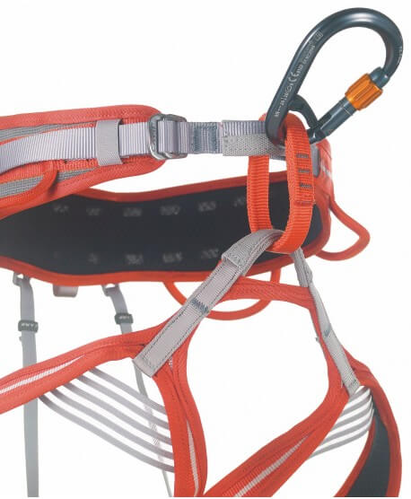 Camp - Core Belay Lock, HMS carabiner for safety