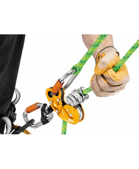 Petzl - Flow 11.6mm - semi-static rope for plant work