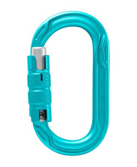 Edelrid - Oval Power 2500, oval carabiner