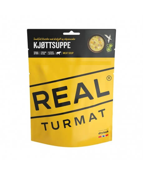 Real Turmat - Soup with beef