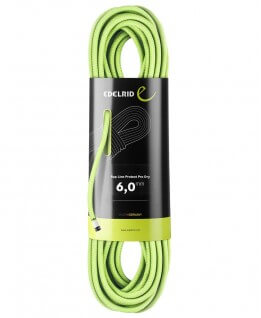 EDELRID - Rap Line Protect Pro Dry 6mm, dynamic accessory rope