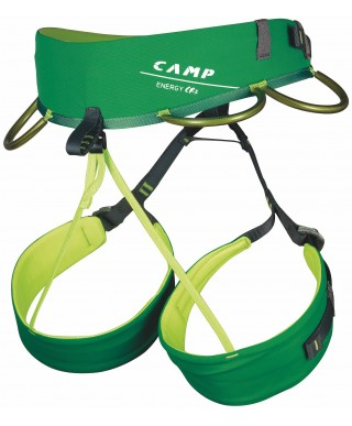 CAMP - Energy CR3, green multipurpose harness