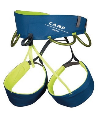 Camp - Energy , versatile harness Blue