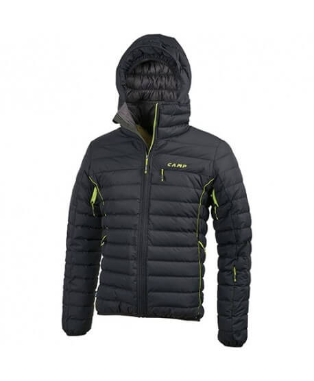 CAMP - NIVIX 2.0 Man down jacket Black / Anthracite