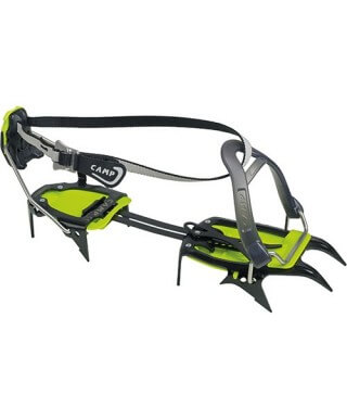 Camp - Ascent Auto / Semi-Auto crampon 10 points
