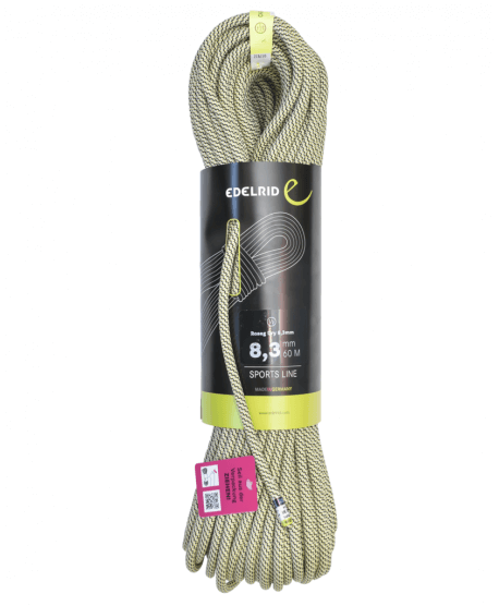 EDELRID - Roseg DRY 8,3 mm, mezza corda | MountainGear360 -