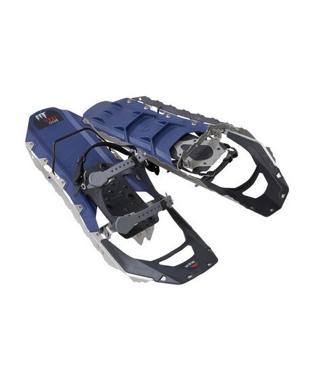 MSR - Revo Trail M25, sturdy and safe snowshoes on any terrain -