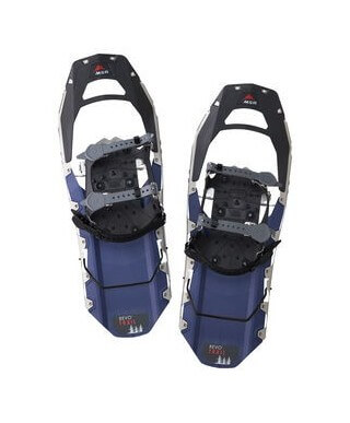 MSR - Revo Trail M25, sturdy and safe snowshoes on any terrain