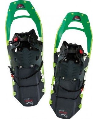 MSR - Revo Explorer M22, sturdy snowshoes and maximum comfort