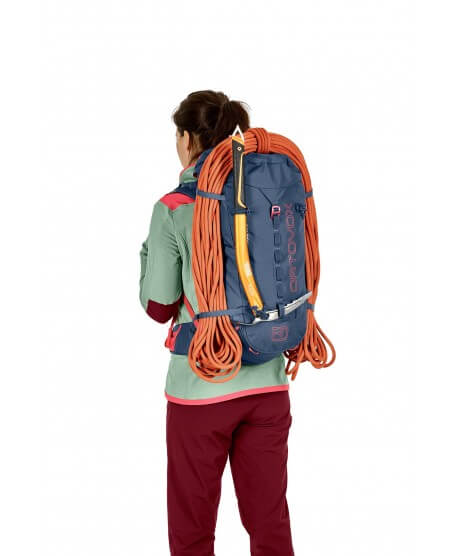 Ortovox - Trad 33S, lightweight climbing and mountaineering backpack