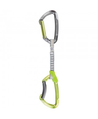 Climbing Technology - Lime Dyneema SET 5 quickdraws
