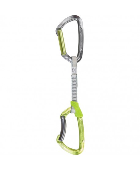 Climbing Technology - Lime Dyneema SET 5 rinvii