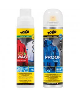Toko - T Duo-Pack Textile Proof & Eco Textile Wash
