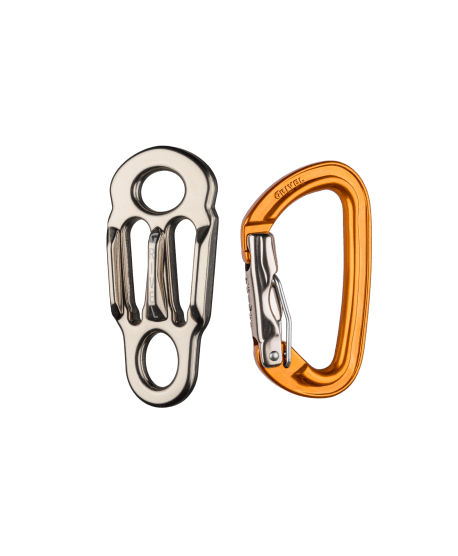 Grivel - Scream Kit K3L with Plume Wirelock carabiner -