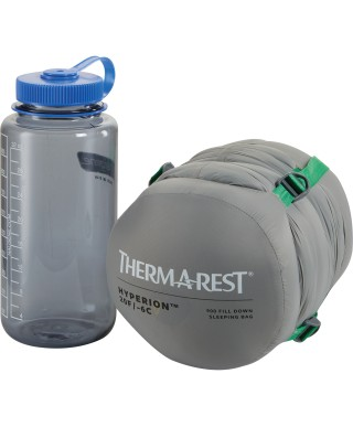 Therm-A-Rest - Hyperion 20F / -6C, ultralight feather sleeping bag