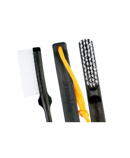 BLACK Spazzole Boulder Brush (Nylon)