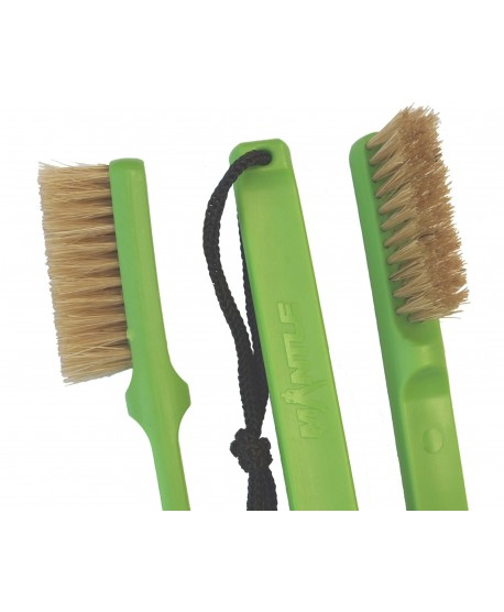 MANTLE - GREEN Spazzole Boulder Brush -